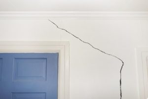 Drywall Crack Repairs