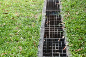 Foundation drains in fort Worth, TX