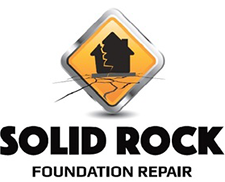 Solid Rock Foundation Repair Logo
