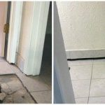 floor damage repair in Fort Worth TX